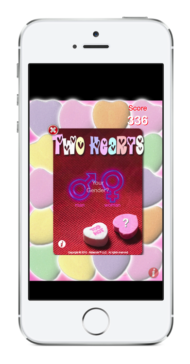 Two Hearts App